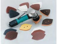 Dynabrade 57910 Dynafine Detail Sander Versatility Kit, Non-Vacuum