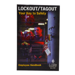 Brady Lockout/Tagout Training Handbook - Training Title = LOTO:Your Key to Safety - 754473-14255