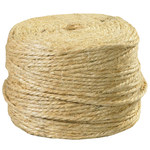 Brown Sisal Twine - 1460 ft Length - SHP-8197
