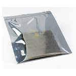 SCS 2110R Series Translucent Metal-Out Bag - 8 in Length - 6 in Wide - 3.2 mil Thick - 21168