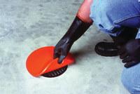 Sellars Orange Polyurethane Drain Seal - 12 in Overall Diameter - SELLARS 92134