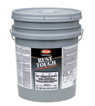 Krylon Industrial Coatings Rust Tough 01058 White High Gloss Alkyd Enamel Paint - 5 gal Pail - 00105