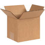 Shipping Supply Kraft Corrugated Boxes - 6 in x 5 in x 5 in - SHP-1142