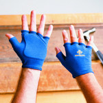 Impacto 501-00 2XL Polycotton Spandex Fingerless Glove Liner - Right Hand Only - 501-00 2X RH