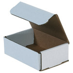 Oyster White Corrugated Mailer - 6 in x 4 in x 2 in - SHP-2510