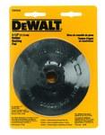 Dewalt Backing Pad - 4 1/2 in Diameter - 04945