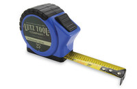 Lutz Pro 25 ft Tape Measure - Blue - 29003