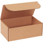 Shipping Supply Kraft Literature Mailers - 10 in x 6 in x 4 in - SHP-11638