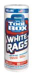 Sellars Toolbox White 60 Shop Towels - SELLARS 51056