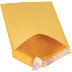 Kraft Bubble Mailers - 16 in x 10.5 in - SHP-3508