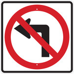 Brady B-959 Aluminum Square White Stop Signs, Traffic Control Signs & Banners Sign - 24 in Width x 24 in Height - 103706
