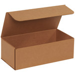 Shipping Supply Kraft Corrugated Mailers - 12 in x 6 in x 4 in - SHP-11808