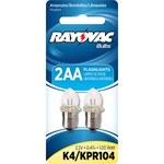 Rayovac Krypton Bulb - Flanged Base - K4-2TB