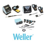 Weller Volume Extractor - 17.7 in Length - 17.7 in Wide - 23803