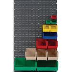 Grey Bin Organizer - SHP-3026