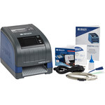 Brady BradyPrinter i3300 150645 GHS Printer Kit - 4.25 in Max Label Width - 62373