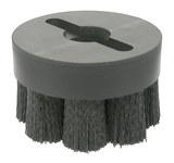 Weiler Ceramic Bristle Disc - Medium Grade - Arbor Attachment - 1 1/4 in Center Hole - 4 in Outside Diameter - 86167