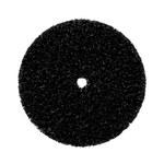 3M Scotch-Brite Clean & Strip CS-DC Silicon Carbide Deburring Disc - Very Coarse Grade - Arbor Attachment - 6 in Diameter - 1/2 in Center Hole - 00948