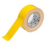 Brady Toughstripe Yellow Floor Marking Tape - 2 in Width x 100 ft Length - 16090