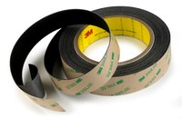 3M GM641 Black Grip Tape - 1 in Width x 72 yd Length - 33 mil Thick - High Durability - 98050