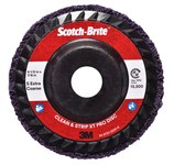 3M Scotch-Brite Clean & Strip XT Pro Disc - Silicon Carbide - 4 1/2 in Diameter - Type 27