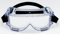 3M Centurion 454 Polycarbonate Safety Goggles Clear Lens - Non-Vented - 078371-62389