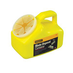 Stanley Yellow Blade Disposal Container - 53897