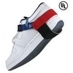 Desco Medium Reusable Heel Grounder - Snap Lock - 07522
