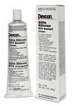 Devcon Silicone Sealant Clear (3 oz) Gel 3 oz Cartridge - 17100
