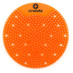 Adenna Airworks Orange Mango Urinal Screen - ADENNA AWSFUS007-BX