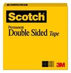3M Scotch 665 Office Tape - 1/2 in Width x 900 in Length - 17103