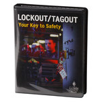 Brady Lockout/Tagout Training Video - Training Title = Lockout For Life:Your Key to Safety - 754473-14315