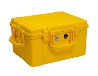 DBI-SALA Rollgliss R550 Yellow Polyethylene Equipment Case - 13 in Width - 22 in Length - 18 in Height - 840779-10808