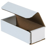 Oyster White Corrugated Mailer - 7 in x 3 in x 2 in - SHP-2533
