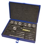 Greenfield Threading Little Giant 1387 Tap & Die Set - 423159