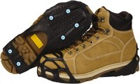 DueNorth Black Large All Purpose Traction - Rubber Upper and Rubber Sole - 171669-81791