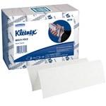 Kleenex White 150 Paper Towel - Folded - Multi-Fold - 9.4 in Overall Length - 9.2 in Width - 88130