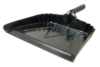 Weiler 710 Steel Dust Pan - Steel Handle - 16 in Width - 15 in Deep - 71079