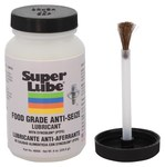 Super Lube Anti-Seize Lubricant - 8 oz Brush Bottle - Food Grade - 48008