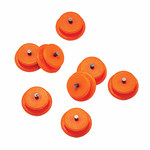 Ergodyne Trex 6301TC Orange Replacement Stud - 720476-16797