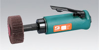 Dynabrade Dynastraight Flapper Tool - 1/4 in NPT Inlet - 0.5 hp - 51130