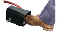 Dynabrade 80015 Foot Switch & Hose Assy