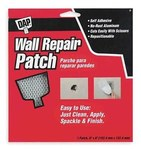 Dap Metallic / White Repair Patch - 6 x 6 in Patch Size - 09146