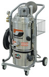 Dynabrade Raptor Vac 120 V, 50/60 Hz Portable Vacuum System - 26 in Overall Length - 26 in Width - 43 in Height - 61450