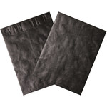 Shipping Supply Tyvek Black Tyvek Envelopes - 12 in x 9 in - SHP-13540