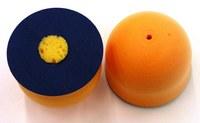 3M Stikit Sanding Disc Backing Pad - PSA Attachment - Soft Density - 3 in Diameter - 77749