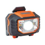 Ergodyne Skullerz Orange Headlamp - 150 Lumens White - (3) AAA - 60191