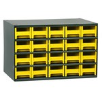 Akro-Mils 19 Series Cabinet Drawers Yellow Cabinet Drawer - 3 3/16 in Width - 2 1/16 in Height - 20320 YELLOW