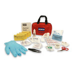North First Aid Kit - Nylon Bag Case Construction - 018505-4221