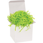 Shipping Supply Lime Crinkle Paper - SHP-12990